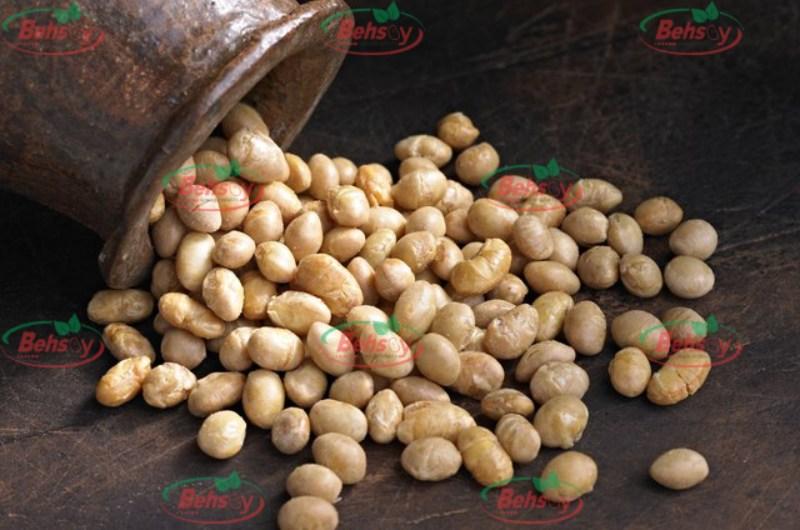 مشخصات محصول سویا آجیلی