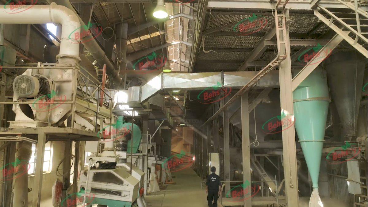تولید کننده و کارخانه سویا فله ای