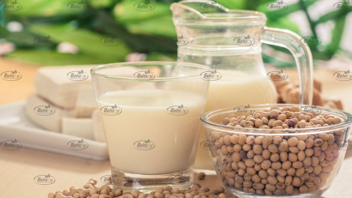 نمایندگی فروش و کارخانه شیر سویا در تهران