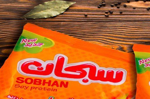 پروتئین سویا سبحان 13 کیلویی