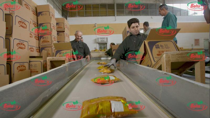 قیمت سویا سبحان بسته بندی