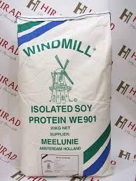 ایزوله پروتئین سویا